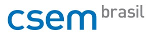 Logomarca - CSEM Brasil - Colorida - fundo branco